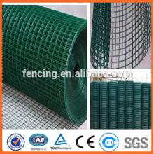 PVC Coated euro wave type fence