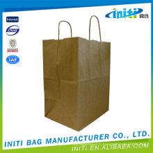 Nouveau sac d'emballage en poudre pour la mode écologique