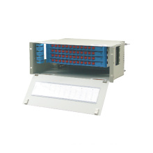 Simplex optic fiber patch panel, 24 port fiber patch panel