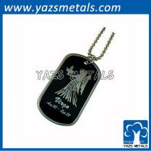 personalize o Tag do cão do exército do horóscopo, etiqueta do cão de Virgo