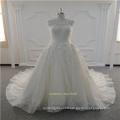 New Style Heavy Beading Lace Wedding Dress