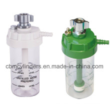 Reuseable Medical Bubble Humidifiers for Oxygen Breathing Bottle#200ml