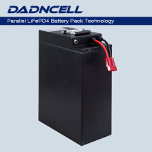 Werkseitig angepasste DADN72V50Ah Hochleistungs-Li-Eisenphosphat-Batterien für verschiedene Elektrofahrzeuge Automobile Motorräder