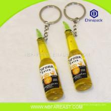Neueste China-Versorgungsmaterial-OEM-Qualitäts-netter Schlüsselketten-Flaschenöffner