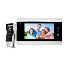 Bcom Mobile doorcamera support 6 Phone apps intercom video doorbell WIFI VDP  door phone with Memory intercom system