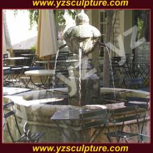 Горячая продажа античный Каменный фонтан воды