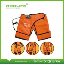 Pantalon de sauna électrique pour brûler les graisses