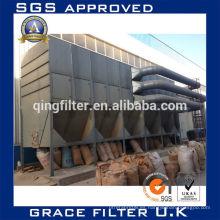 Ciclón Colector de polvo polvo Colector de filtro para planta de cemento