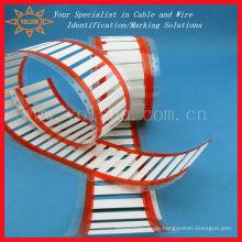 Identifikationskarte Wird für den Kabel- / Schrumpfschlauchdruck verwendet