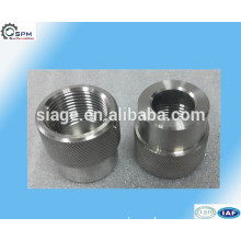 ODM precision factory manufacturing stainless steel coupler nut