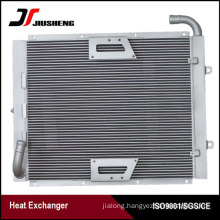 For Hyundai R305-7/335-7 Plate Fin Cooler Oil Heat Exchanger Price