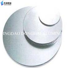 Disque circulaire en aluminium rond