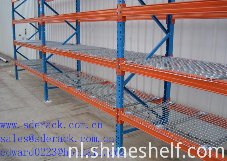 heavy duty racking wire decking