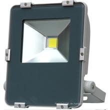 85-265V Bridgelux Chip 40W Weiß LED Flutlicht