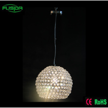 Zhongshan Factory One Lamp Crystal Pendant Lighting