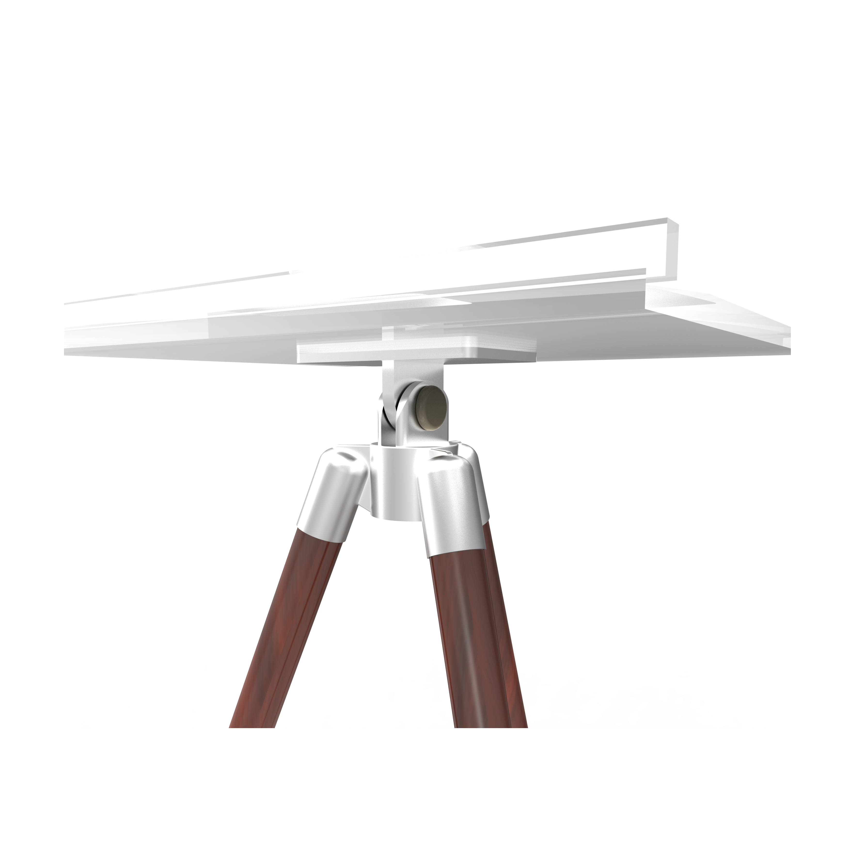 China Tripod Acrylic Table Board Book Holder Manufacturers