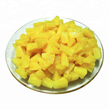 Canned pineapple tidbits/chunk/pieces in light syrup or in heavy syrup tin tin package competitive price