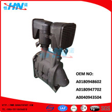 0180948602 0180947702 0040943504 Complete Air Clearner Housing Parts For Mercedes Benz Trucks