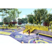 Anti rust works for amusement park facilities