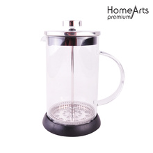 Welded Glass Handle Coffee And Tea Maker