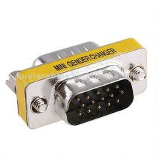 Adaptador VGA macho a hembra Conector