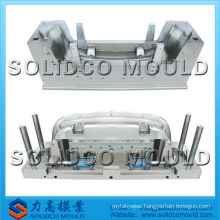 bumper for auto plastic injection mould