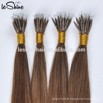 """8-32"""" Pre Bonded Nail U Tip 8A Real Hair Extensions 1g /S 10g/pack dark color straight hair type"""