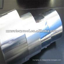 Cinta adhesiva autoadhesiva / cinta de aluminio