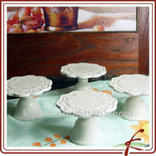 mini ceramic cheap cake stands