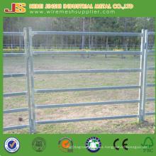 Vaina de ganado estilo galvanizado caliente DIP, panel de vaca
