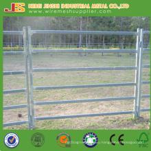 Горячий DIP оцинкованный овальный стиль крупного рогатого скота забор, корова панели