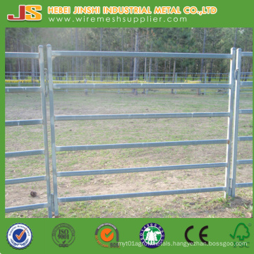 Hot DIP Galvanized Oval Style Cattle Fence, Cow Panel