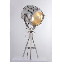 Edelstahl Hollywood Studio Tischlampe (KM0171T-1)