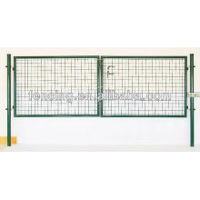 Automatic and movable Iron Swing Gate