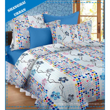 4 Stück Baumwolle Bettwäsche Bettlaken (Set)