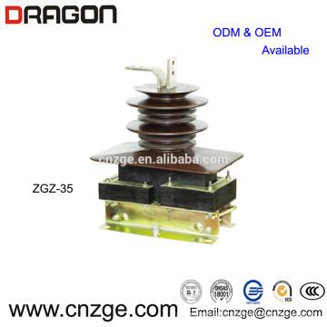 Transformador de corrente ZGZ-35kv CT PT
