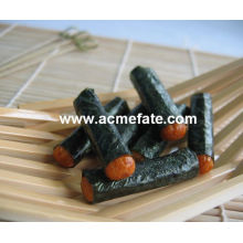 hot Chinese rice crackers snacks