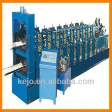 steel sheet roof ridge cutting cold roll forming machine