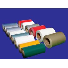 PE or PVDF Aluminum Coil