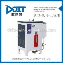 DT3-0.4-1 / A / B 3kw totalmente automático eletricamente-cabeça vapor de eletrodo grande caldeira de vapor