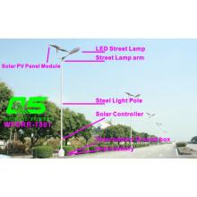 WPSRR-7801 3~15m Municipal Road Hot DIP Galvanized Steet Light Pole style