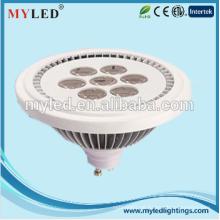 Neues Produkt AR111 schmaler Strahlwinkel 45/60 Grad LED AR111 12V LED AR111 LAMPEN