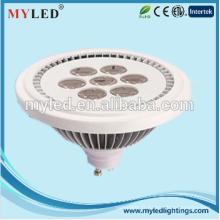Nouveau produit AR111 angle de faisceau étroit 45/60 degrés LED AR111 12V LED AR111 LAMPS