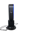 Factory Price Portable 1800 watt digital screen oscillating thermostat  indoor table fan heater