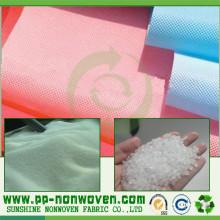 SGS certification non tissé TNT 100% polypropylène