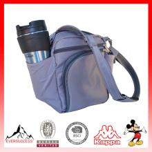 Nouveau sac à bandoulière unique de style avec la poche extérieure de bouteille (ES-Z334)