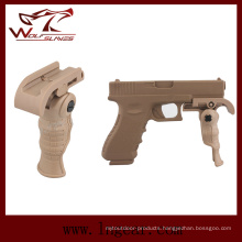 Military Airsoft Tactical Folding Foregrip for Pistol Grip