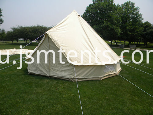 Eco-friendly Bell Tents