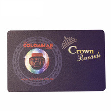 High quality custom colorful screen printing business cards