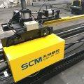 APM1010 CNC ángulo hierro punzonado marca línea de corte